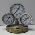100mm Dial Pressure (s/steel)